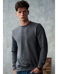 Férfi kerek nyakú pulóver