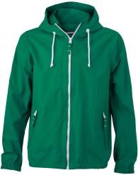 James & Nicholson Férfi Zöld színű Vitorlás Kabát