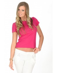 Női Póló, Pink