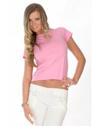 Női Póló, Rózsaszín
